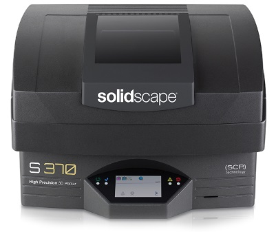 Solidscape S370 printer